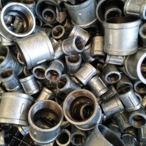 Malleable Cast Iron Pipe Fittings with UL FM Ce Certificates pictures & photos