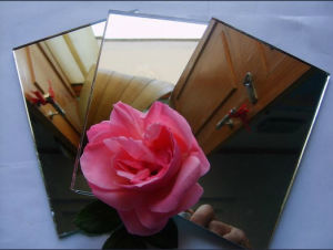 Bronze Mirror Building Glass, Decorative Glass, Colored Glass pictures & photos