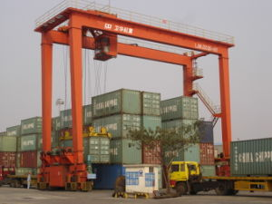 Ertg Crane for Container pictures & photos