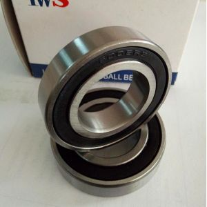 6006RS Deep Groove Ball Bearing pictures & photos