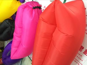 Halloween Top Nylon Fabric and Air Filling Air Sleeping Bag pictures & photos