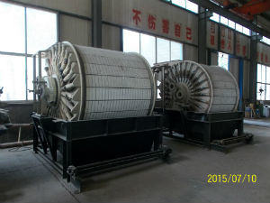 Haisun Mining Machinery Disc Vacuum Filter Pgt pictures & photos