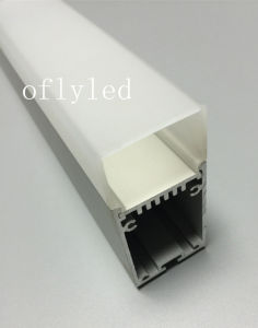 Big Size Aluminum Profile for LED Pendant Strip Light pictures & photos
