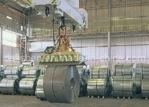 Horizontal Lift Magnet for Handling Coiled Strip Steel (MW26)