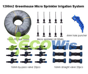 1200sqm Greenhouse Micro Sprinkler Irrigation System (HT1130) pictures & photos