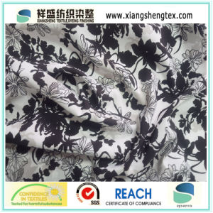 100% Polyester Elastic Koshibo Fabric Printed pictures & photos