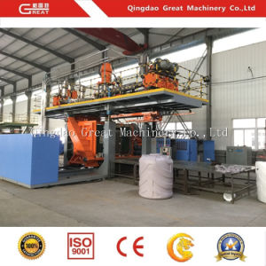 Water Tank Blow Moulding Machine Automatic Large Multi-Layer HDPE pictures & photos