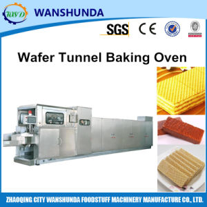 Automatic Wafer Production Line for Making Wafer Biscuit (WSD-27D)