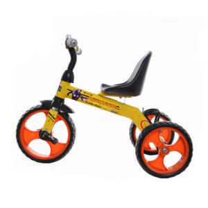 2017 New Model 3 Wheel Bicycle Kids Tricycle with Bottle pictures & photos