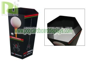 Cardboard Dump Bin for Golf Easy for Advertisement (ENDB002)