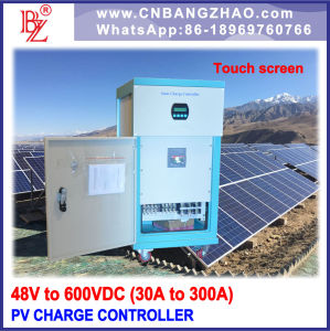72kw-480V-150A Solar Battery Charge Controller with PWM Controller pictures & photos