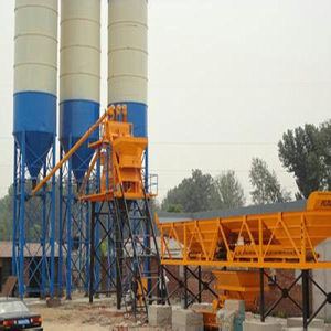 Hot Sale Concrete Batching Plant (Hzs50) pictures & photos