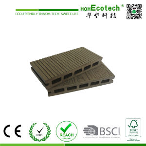 Wood Plastic Composite Outdoor Floor Decking (145H21-A) pictures & photos