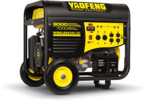 5000 Watts Portable Power Gasoline Generator with EPA, Carb, CE, Soncap Certificate (YFGP7500E2) pictures & photos