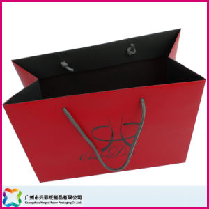 Customized Paper Shopping Bag pictures & photos