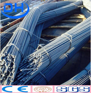 High Tensile Reinforced Steel Rebar Made in China pictures & photos