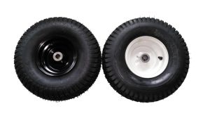 Lawn Mower Wheels Turf Tread Pattern Tubeless Tire 15X6.00-6 NHS pictures & photos