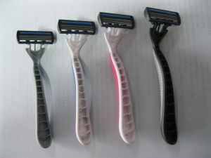 5 Blade Razor / Removable Shaving Blade Razor / Solid Permanent Blade Razor