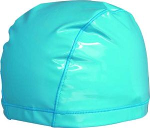 Swimming PU Coated Cap pictures & photos