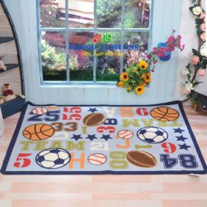 Nylon Printing Carpet Child, Kids Play Mat pictures & photos