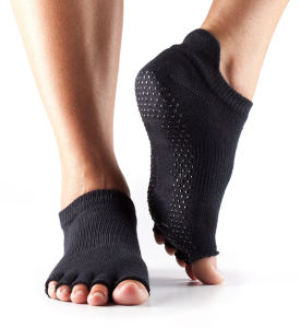 Low Cut with Five Toe Trampoline Jump Socks Non-Slip Yago Socks pictures & photos