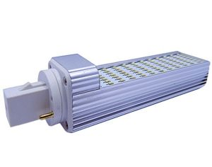 G24 4-Pin AC 85-265V 72PCS 3014 SMD LEDs Fluorescent Lamp 120 Degree -24W Equal pictures & photos