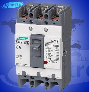 Ls 3 Poles MCCB 100A 3pole Moulded Case Circuit Breaker Ls MCCB 3pole 100 AMP Abe103b 3p 100A pictures & photos
