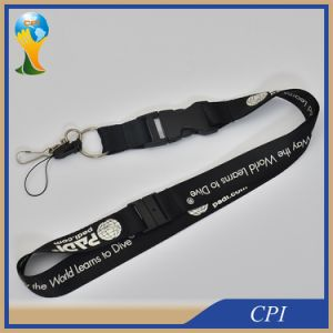2.5cm Width Printing Lanyard with Phone Rope pictures & photos