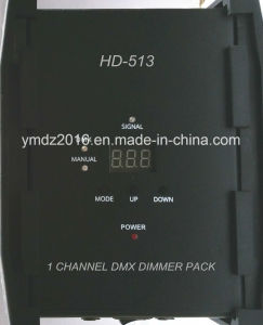 1 Channel DMX Dimmer pictures & photos