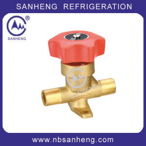 Good Quality Hand Stop/Manual Shut-off Valve (SAE) pictures & photos