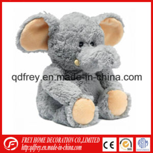 Aromatherapy Heated Lavender Plush Elephant Toy pictures & photos