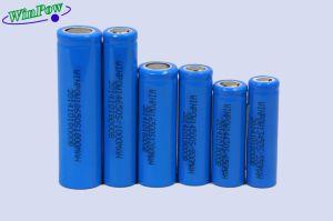 Rechargeable 18650 Cylindrical Lithium-Ion Battery Battery