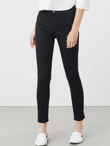 Wholesale Fashion Ladies Demin Trouser Skinny Women Jean pictures & photos