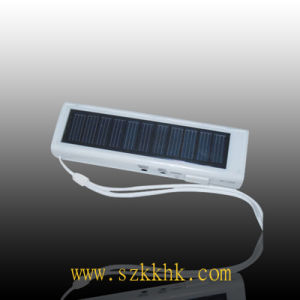Solar Flashlight with Mini Radio Receiver Function and Solar Mobile Phone Charger