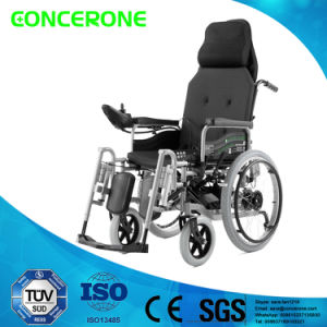 Electric Autobrake Wheelchairs for Old People pictures & photos