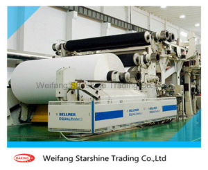 White Woodfree Offset Paper for Printing & Packaging