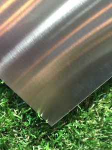 Calculators Hairline Finish Stainless Steel Sheet Exported to Dubai pictures & photos