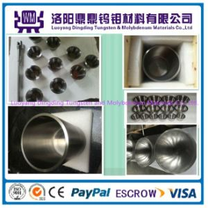 China Top Quality High Purity 99.95% Sapphire Crystal Tungsten Crucible with Factory Price pictures & photos