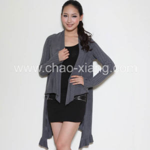 Ladies′ Fashion Sweater (CXL020)