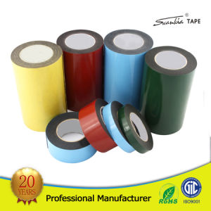 High Quality Shockproof Self Adhesive PE EVA Foam Tape pictures & photos