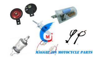 Motorcycle Accessories of Filter Speedometer Fuel Cock Carburetor Fuel Pump pictures & photos