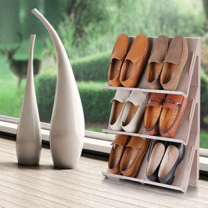 Combination Shoe Rack, Shoe Display Rack pictures & photos
