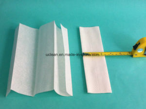 Ultraslim Fold Hand Towel Paper pictures & photos
