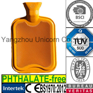 TUV Medical Therapy Bag BS1970: 2012 Rubber Hot Water Bottle