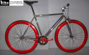 Single Speed 700C Fixed Gear TM-FG16-CR