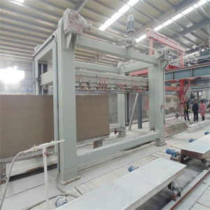 Annual Production 50000cbm AAC Brick Making Machine pictures & photos
