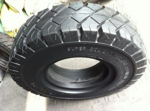 12.00X20 10.00X20 Forklift Solid Tyre pictures & photos