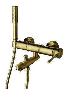 Brass Shower Set Shower Unit Ij6223 pictures & photos