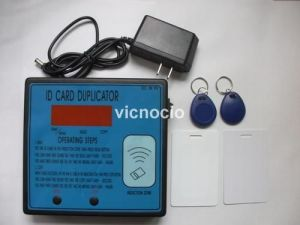 Induction ID Card Duplicator