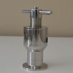 Stainless Steel Sanitary Exhaust Valve pictures & photos